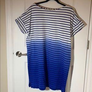 Striped T-shirt dress Vineyard Vines